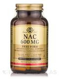 NAC 600 mg - 120 Vegetable Capsules