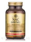 NAC 600 mg - 120 Vegetable Capsules
