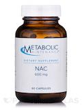NAC 600 mg - 60 Capsules