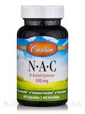 NAC N-Acetyl Cysteine 500 mg 60 Capsules