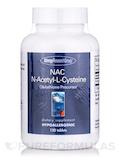 NAC N-Acetyl-L-Cysteine - 120 Tablets