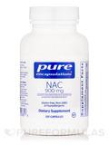 NAC (N-Acetyl-l-Cysteine) 900 mg - 120 Capsules