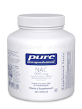 NAC (N-Acetyl-l-Cysteine) 900 mg - 240 Capsules