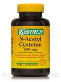 N-Acetyl Cysteine 600 mg - 120 Capsules