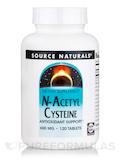 N-Acetyl Cysteine 600 mg 120 Tablets