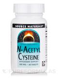 N-Acetyl Cysteine 600 mg 60 Tablets