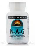 N-Acetyl Glucosamine 500 mg 120 Tablets