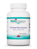 N-Acetyl Glucosamine - 90 Vegetarian Capsules
