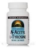 N-Acetyl L-Tyrosine 300 mg 60 Tablets