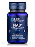 NAD+ Cell Regenerator™ 100 mg - 30 Vegetarian Capsules