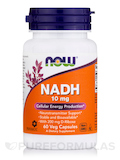 NADH 10 mg 60 Vegetarian Capsules