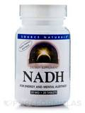 NADH 20 mg 20 Tablets