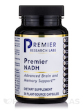 Premier NADH 30 Vegetable Capsules