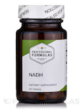 NADH (Stabilized - CoEnzyme 1) - 60 Tablets