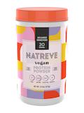 Vegan Protein Powder, Unflavored - 23.8 oz (675 Grams)