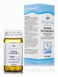 SCHUESSLER - Natrium Sulfuricum 6X - 100 Tablets