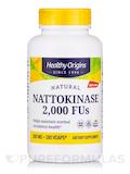 Nattokinase 2000 FU (100 mg) 180 Vegetarian Capsules