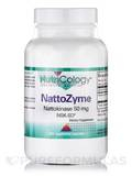 NattoZyme 50 mg 300 Vegetarian Capsules