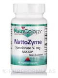 NattoZyme 50 mg 90 Vegetarian Capsules