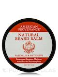 Natural Beard Balm Fastballs & Fisticuffs (Lemongrass, Bergamot, Marjoram) - 2 oz