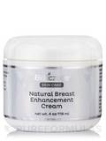 Natural Breast Enhancement Cream - 4 oz (118 ml)