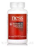 Natural C with Bioflavonoids (Formula 11) 180 Capsules