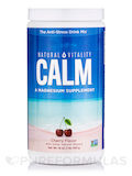 Natural Calm, Cherry Flavor - 16 oz (453 Grams)
