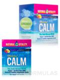 Natural Calm Packs (Raspberry-Lemon) - BOX OF 30 PACKS