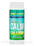 Natural Calm Plus Calcium, Unflavored - 8 oz (226 Grams)