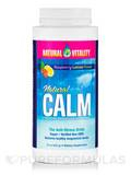 Natural Calm, Raspberry-Lemon Flavor - 16 oz (453 Grams)
