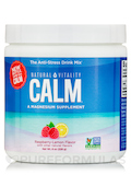Natural Calm, Raspberry-Lemon Flavor - 8 oz (226 Grams)