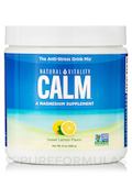 Natural Calm®, Sweet Lemon Flavor - 8 oz (226 Grams)