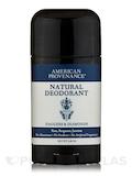Natural Deodorant Daggers & Diamonds (Rose, Bergamot, Jasmine) - 2.65 oz
