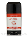 Natural Deodorant Fastballs & Fisticuffs (Lemongrass, Bergamot, Marjoram) - 2.65 oz
