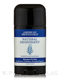Natural Deodorant Firepits & Flannels (Wintergreen, Fir, Cedar) - 2.65 oz