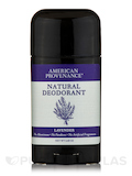Natural Deodorant - Lavender - 2.65 oz