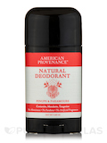 Natural Deodorant Pinups & Paramours (Coriander, Mandarin, Tangerine) - 2.65 oz