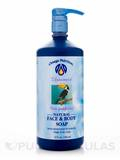 Natural Face & Body Soap - 32 fl. oz (946 ml)
