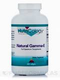 Natural Gamma-E 300 Softgels