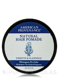 Natural Hair Pomade Firepits & Flannels (Wintergreen, Fir, Cedar) - 4 oz