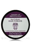 Natural Hair Pomade Horseshoes & Hand Grenades (Ylang Ylang, Bergamot, Clove) - 4 oz