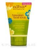Natural Hawaiian Facial Scrub Pore Purifying Pineapple Enzyme 4 oz (113 Grams)