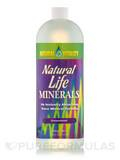 Natural Life Minerals - Unsweetened 32 fl. oz