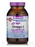Natural Omega-3 Salmon Oil 1000 mg - 180 Softgels