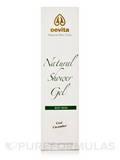 Natural Shower Gel (Body Wash - Cucumber) - 8 oz (240 ml)