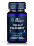 Natural Stress Relief 30 Vegetarian Capsules