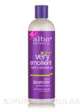 Natural Very Emollient Bath & Shower Gel French Lavender 12 fl. oz (355 ml)