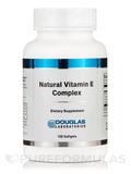 Natural Vitamin E Complex 400 IU 100 Softgels