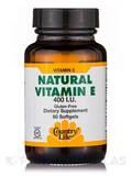 Natural Vitamin E 400 IU - 60 Softgels