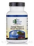 Natural Vitamin E Mixed Tocopherols 180 Soft Gel Capsules
